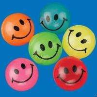 Smile Face Bouncing Ball Manufactures