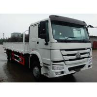 HOWO 70 Cabin 3 Axles Heavy Cargo Truck 30 Ton Payload Euro 2 Emission Manufactures