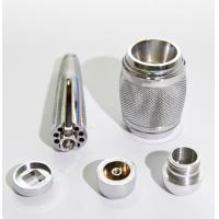 Surface Oxide Cnc Turning Machine Parts Stainless Steel / Aluminum Material Manufactures