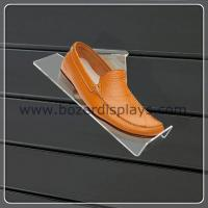 China China Slat Wall Shoe Display Tray on sale