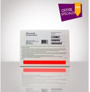 100% Original - Version Français Microsoft Windows 10 Pro Software Sp1 Oem Pack Manufactures