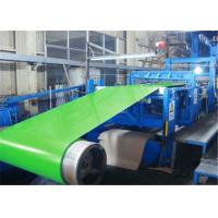Structural Grade Prepainted Galvanized Steel Coil RAL Color Coated 0.20mm - 1.2MM Manufactures