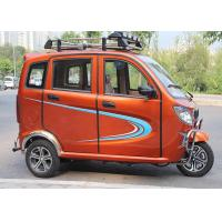 China Axle Transmission Gasoline Tricycle 2600*1250*1650 Mm With Water Cooling System on sale
