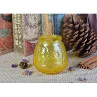 new product Wholesale custom glass candle containers Manufactures