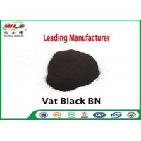 Permanent Vat Dyes Black Bn Wool Fabric Dye Synthetic Organic Dyestuffs Manufactures