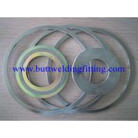 China Corrugated Flat Metal SS Spiral Wound Gasket Super Dulpex 32760 F55 on sale