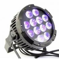 12 pcs * 18 Watt 6 in 1 RGBWA UV Outdoor LED Wash / Waterproof LED Par Lights Manufactures