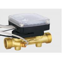 Residential Inline Ultrasonic Flow Meters LCD Irrigation Mass Flow Measurement Manufactures