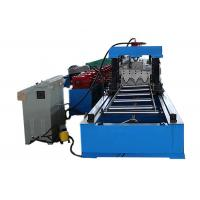 Steel Highway Guardrail Making Machine 10 - 15m Every Minute PLC Control Manufactures