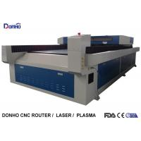 Leather / Fabric Co2 Laser Engraving Equipment With Nest Table 150W-180W Manufactures