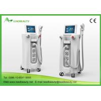China Professional Depilation Laser 808 Diode Body Hair Removers White on sale