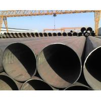 API 5L GR.B PSL1 16 Welded Carbon Steel heat exchanger Pipe / ERW pipe A53 - A369