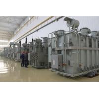 12.5MVA Electric Power Transformers , Step Up And Step Down Transformer Manufactures