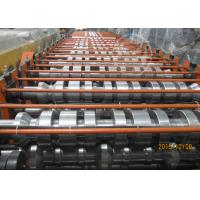 CE Customized Two Profile Panel Double Layer Roll Forming Machine for US Customer Manufactures