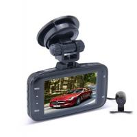 China 5 Mega SOS Motion Detection Car Video Recorder With GPS Loop Recording Support on sale