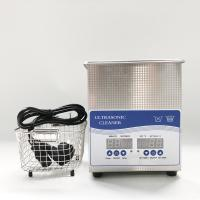3L ultrasonic auto parts cleaner for sweep frequency cleaning Manufactures