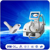 Portable IPL RF Beauty Equipment 808nm Diode Laser Hair Remove For Bikini Line Manufactures