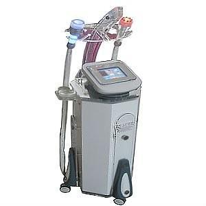 China Infrared  BIO Vacuum Cavitation Slimming / Skin Tightening Equipment , RF 1 - 4MHz on sale