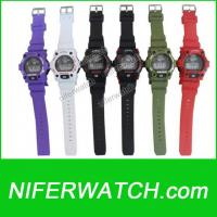 Silicone Casion G-shock Sports Digital Watch Manufactures