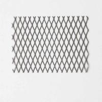 1/4 #20 Carbon Steel Expanded Metal Mesh Standard For Containers Manufactures