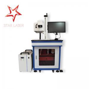 Series Numbers Changing Ultraviolet Laser Marking Machine Bar Code Smart Printer Manufactures