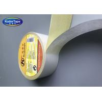 China Double Sided Heavy Duty Packing Tape High Adhesion Bopp / Pet Film Easy Tear on sale