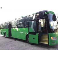 310HP Golden Dragon Used Coach Bus Big Luggage With 54 Seats 2015 Year Manufactures