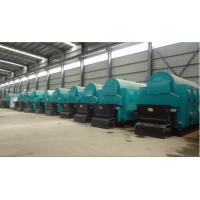 DZL 4 Ton Biomass Coal Hot Water Boiler Chain Grate Fully Automatic Manufactures