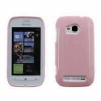 Mobile Phone Cover for Nokia 710, Made of Imported Eco-friendly TPU Material, Fresh & Bright Manufactures