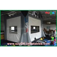 0.6mm PVC 4x3m Grey Inflatable Jumping Castle Popular Happy Hop Bouncy Castle Manufactures