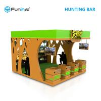 China Kids / Students VR Shooting Simulator High Performance With Wireless Simulation Gun on sale