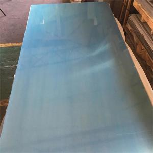 China Heat Resistance Aluminium Alloy Plate A6063 Grade 0 . 15% Titanium on sale