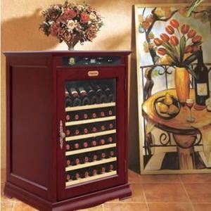 wooden furniture wine cooler Manufactures