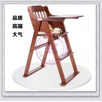 China Wooden baby chair , baby high chair , wooden high chair , wooden children's chairs on sale