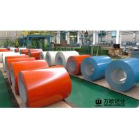 China 1 / 3 Series Coated Aluminum Coil With Good Mechanical Processing Performance on sale