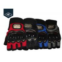Full Size Aftermarket Riding Accessories Half Finger Summer Motorcycle Gloves Manufactures