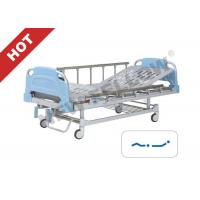 Quality Double Crank Medical Hospital Beds for sale