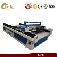 China Laser Engraving Cutting Machines / laser machine / laser cutting machine price for metal and nonmetal materials on sale