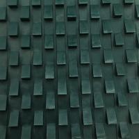 Dark green extra-high PVC pattern conveyor belt for marble industry belt Manufactures