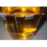 Semi-finished Injectable Deca-200/ Nandrolone Decanoate Injected Yellow Oil Availble Bulking Cycle Manufactures