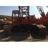 KH180-3 Hitachi Used Crawler Crane in Dubai , 50 Ton Second-Hand Machine From Japan Made Manufactures