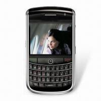 GSM Phone with Qwerty Keyboard and Trackball Navigation, Supports 3G Manufactures