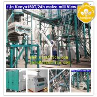 10-500ton Wheat Flour Mill Plant Wheat Flour Milling Machine with Price Manufactures