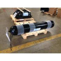 CrMo Steel NGV2 2007 CNG Gas Cylinder with 3600 PSI Working Pressure OD 279 mm Manufactures