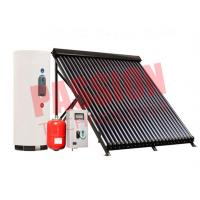 Copper Coil Solar Hot Water Heater System Manufactures