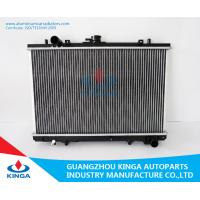 Aluminum Nissan Radiator L200 1996 2000 MT Auto Radiator Car Parts Manufactures