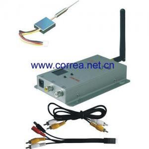 Quality 2.4GHz 100mW wireless AV transmitter receiver for sale