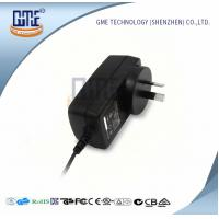 GME 18W Australia Plug Adapter , Black AC DC Universal Power Adapter Manufactures