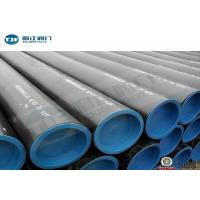 API 5L X 52 PSL1 Welded Steel Pipe , Oil Industry Carbon Steel Line Pipe Manufactures