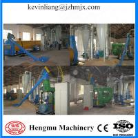 China manufacture supply hengmu brand wood pellet making product line Manufactures